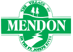 Mendon Michigan Retina Logo